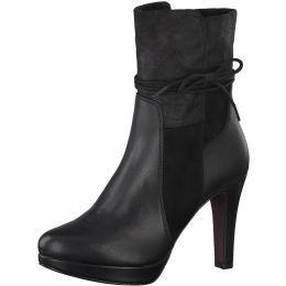 S.Oliver 23645 001 Black Kukucskáné női cipők